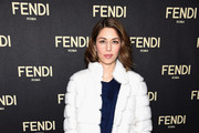 Sofia Coppola Fur Coat