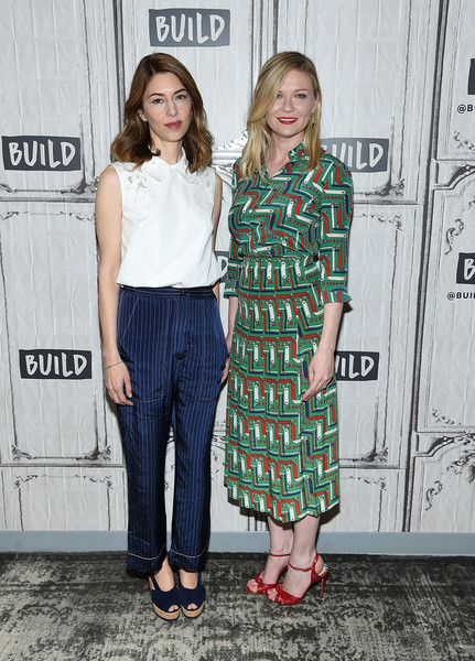 Sofia Coppola Loose Blouse