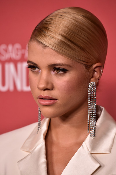 Sofia Richie Diamond Chandelier Earrings