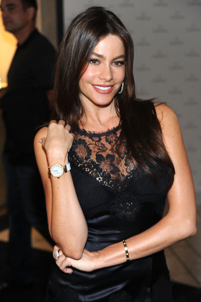 More Pics of Sofia Vergara Dark Lipstick (27 of 46) - Dark ...