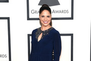 Soledad O'Brien Evening Dress