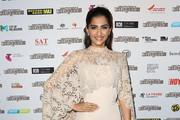 Sonam Kapoor Hard Case Clutch