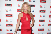 Sonia Kruger Mermaid Gown