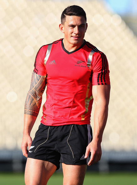 Sonny Bill Williams Athletic Top