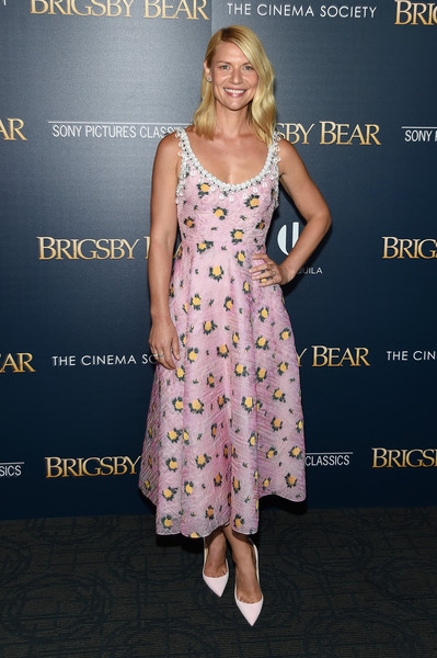 Look of the Day: July 27th, Claire Danes