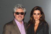 Penelope Cruz and Pedro Almodovar Photo