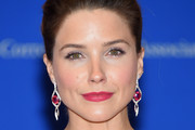 Sophia Bush Dangling Gemstone Earrings