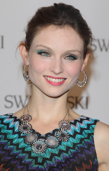 Sophie Ellis-Bextor Bright Eyeshadow