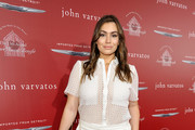 Sophie Simmons Leather Shoulder Bag
