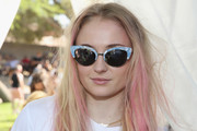 Sophie Turner Cateye Sunglasses