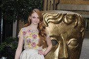 Sophie Turner Knee Length Skirt