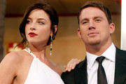 Channing Tatum and Rachel Nichols Photo