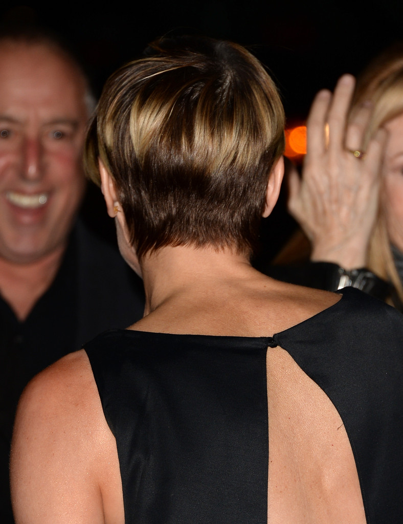 More Pics Of Robin Wright Short Cut With Bangs 4 Of 27 Short