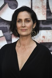 Carrie-Anne Moss kept it classic with this bob at the special screening of 'Jessica Jones' season 3.