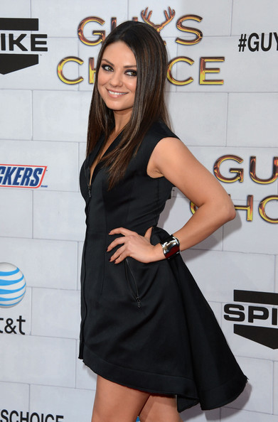 More Pics of Mila Kunis Little Black Dress (3 of 17) - Mila Kunis Lookbook - StyleBistro