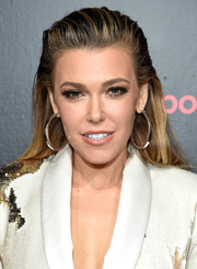 Rachel Platten wore her hair loose and straight with a slicked-back top during Spotify's Best New Artist party.