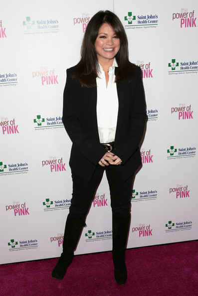 More Pics of Valerie Bertinelli Blazer (3 of 6) - Valerie Bertinelli Lookbook - StyleBistro