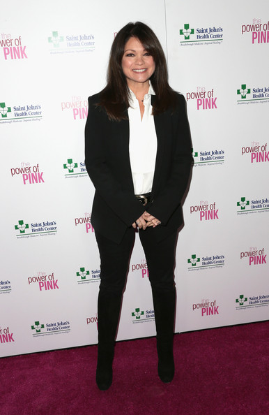 More Pics of Valerie Bertinelli Blazer (5 of 6) - Valerie Bertinelli Lookbook - StyleBistro