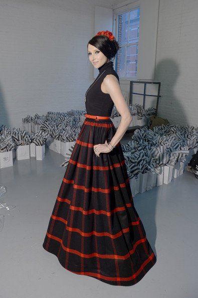 Alice + Olivia By Stacey Bendet - Arrivals - Fall 2013 Mercedes-Benz Fashion Week