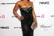 Stacey Dash Evening Dress