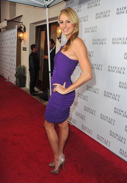 Stacy Keibler Pumps