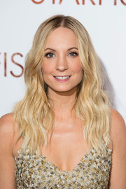 Joanne Froggatt went boho-glam with this center-parted wavy 'do at the UK premiere of 'Starfish.'