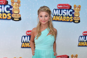 Stefanie Scott Fishtail Dress