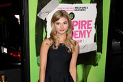 Stefanie Scott Little Black Dress