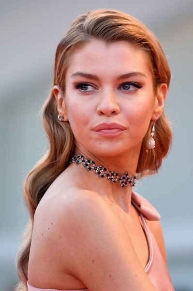 Stella Maxwell Gemstone Choker Necklace