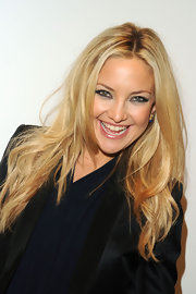 Kate Hudson was all smiles at the Stella McCartney Presentation.