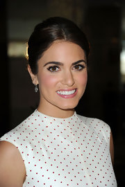 Nikki Reed wore Diamond Starlight Drop earrings to the 8th Annual Inspiration Awards.