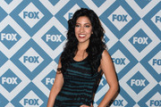 Stephanie Beatriz Print Dress