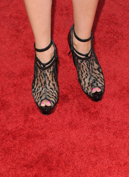 Stephanie Pratt Shoes