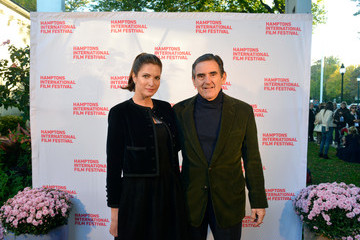 Stephanie Seymour Peter Brant The 2014 Hamptons International Film Festival - Day 4