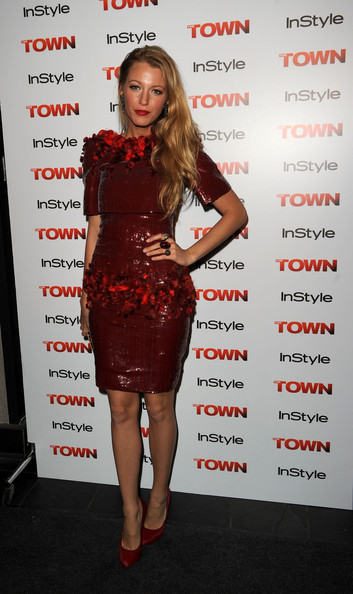 Blake Lively at the 'The Town' Premiere