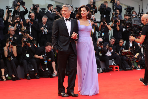 More Pics of Amal Clooney Evening Dress (25 of 27) - Amal