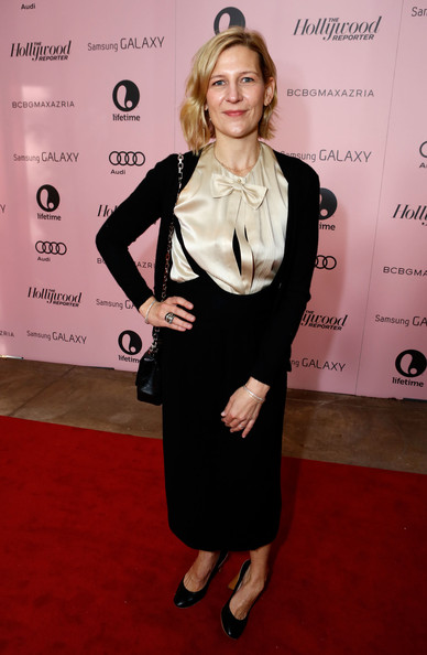 """The Hollywood Reporter's """"Power 100: Women In Entertainment"""" Breakfast - Red Carpet"""
