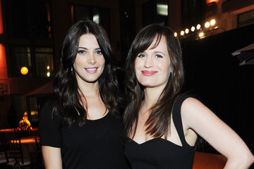 Elizabeth Reaser Ashley Greene Summit Entertainment Comic-Con Party