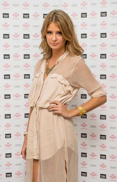 More Pics of Millie Mackintosh Long Wavy Cut (1 of 9) - Long Wavy Cut Lookbook - StyleBistro