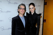 Buxton Midyette and Coco Rocha Photo