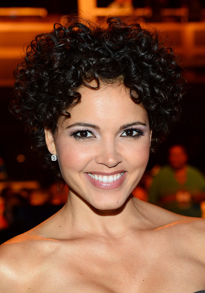 Susie Castillo Short Curls [susie castillo,miss usa 2003,hair,face,hairstyle,eyebrow,lip,chin,forehead,black hair,beauty,ringlet,hooters international swimsuit pageant,the joint,las vegas,nevada,hard rock hotel casino]