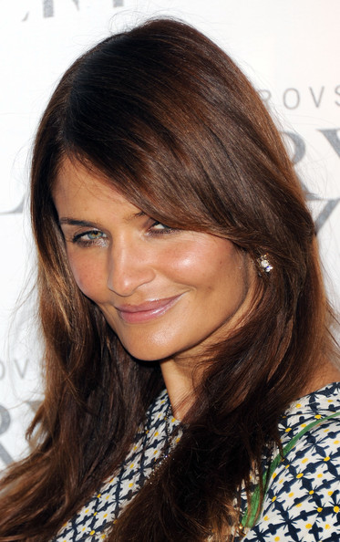 More Pics of Helena Christensen Lipgloss (4 of 6) - Helena Christensen Lookbook - StyleBistro
