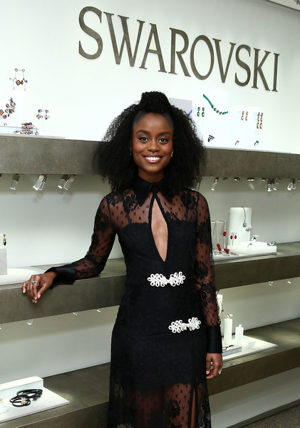More Pics of Denee Benton  Wool Coat (1 of 31) - Denee Benton  Lookbook - StyleBistro