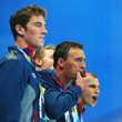 Ryan Lochte and Conor Dwyer