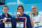 Laszlo Cseh and Ryan Lochte Photo