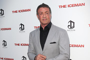 Sylvester Stallone Men's Suit