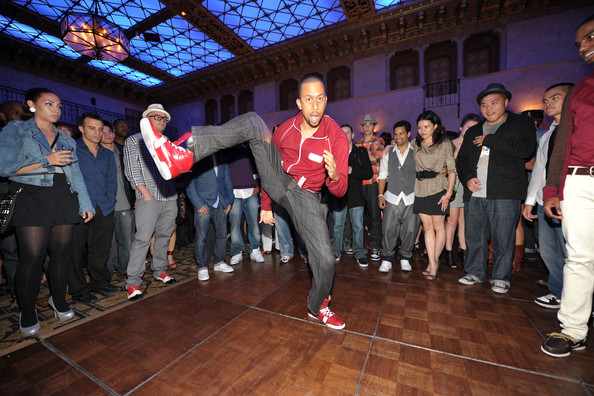 More Pics of Affion Crockett Track Jacket (1 of 6) - Affion Crockett Lookbook - StyleBistro