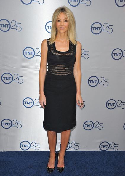 More Pics of Heather Locklear Little Black Dress (1 of 10) - Little Black Dress Lookbook - StyleBistro