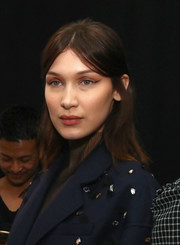 Bella Hadid turned heads with her cat eye makeup.