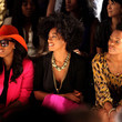 Solange Knowles and Aisha Tyler